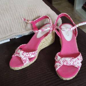 Ralph Lauren espadrill sandals